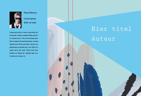 design bookcover | Madina Colored