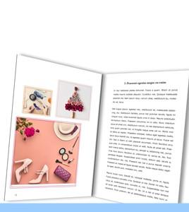 design book Madina's Puzzle