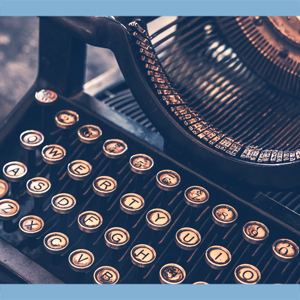 Voorwoord schrijven