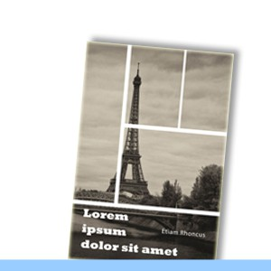 design bookcover   Madina Collage