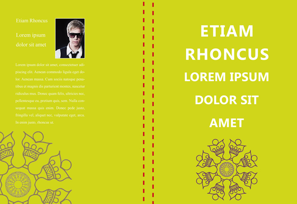 design bookcover | Madina Mandala