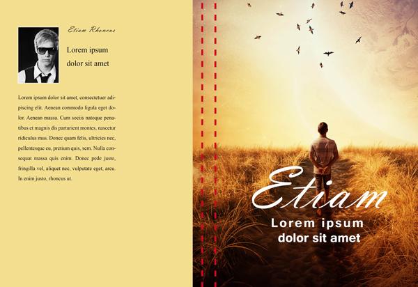 design bookcover | Madina Retro