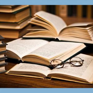 boek in de bibliotheek