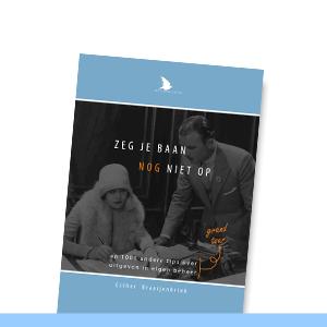 STAPPENPLAN | eigen boek uitgeven