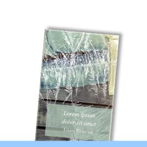 design bookcover | Madina ice