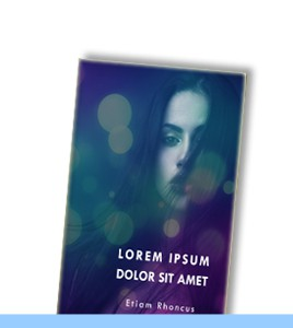 design bookcover | Madina light