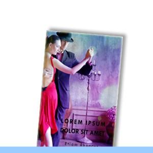 design bookcover | Madina light