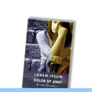 design bookcover | Madina paint