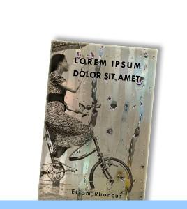 design bookcover | Madina rain