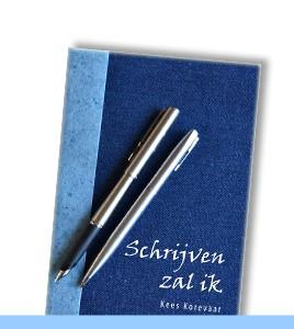KEES KOREVAAR | schrijven zal ik