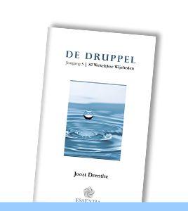 DE DRUPPEL | Wekelijkse Wijsheid van Joost Drenthe