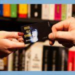 QFM Bookcard voor e-books