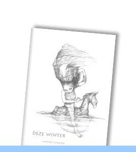DEZE WINTER | tekeningen van Marieke Verkerke