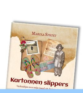 MAROLA SPROET | Kartonnen slippers