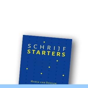 MARJA VAN ROSSUM | Schrijfstarters
