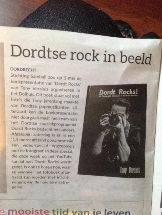 Dordt Rocks | 20 jaar muziekgeschiedenis van Dordrecht in foto's