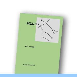 POLLUX | Gedichten van Martijn Scheffersa