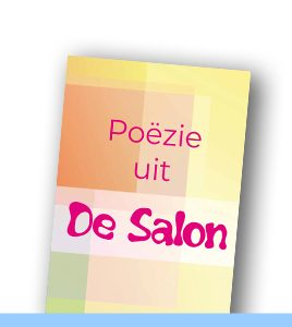 Poëzie uit de Salon | gedichten