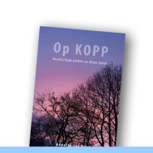 OP KOPP | Annette van Rijn schrijft in haar gedichtenbundel over opgroeien met een manisch depressieve moeder