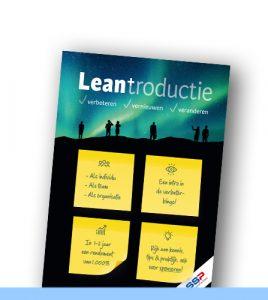 LEANTRODUCTIE | Verbeteren, vernieuwen, veranderen