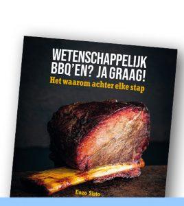ENZO SISTO | Wetenschappelijk BBQ'en? Ja graag!